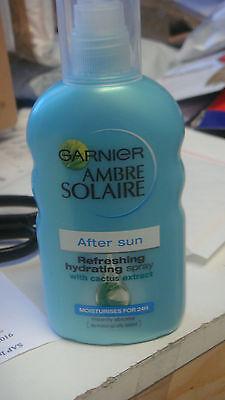 GARNIER AMBRE SOLAIRE AFTERSUN 200mls