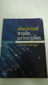 Electrical Trade Principles 2nd edition, S. Hanssen & J. Hampson Rose Bay Eastern Suburbs Preview