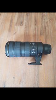 Nikon 70-200mm f2.8 vrii