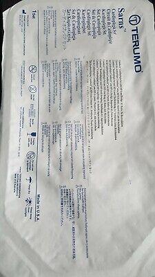 Terumo Sarns 6375 Cardioplegia Set W Mp-4 Bridge 41 Exp 9-20