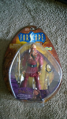 Farscape Series 1 Ka d'Argo Luxan Warrior Action Figure-NIB-NonProfit Org