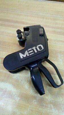 Meto 1322 Pricing Gun Label Sticker 2-line West Germany