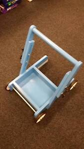 Child's block trolley mobility aid - blue Holder Weston Creek Preview