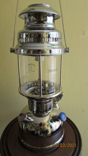Vintage New Super Petromax Rapid 829/500 CP Lantern