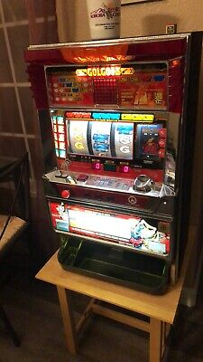 PACHISLO GOLGO 13 / MISSION IMPOSSIBLE SLOT MACHINE, used for sale  Wildomar
