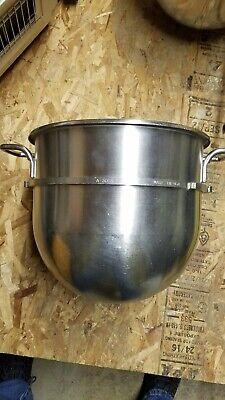 Hobart Mixer Bowl D300 30 Quart Stainless Steel A30ss