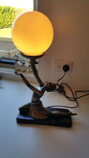 Art Deco Lamp  Port Sorell Latrobe Area Preview