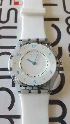 Swatch Widespread Ocean SFN117 2007  Skin 34mm x 3.9mm Silicone