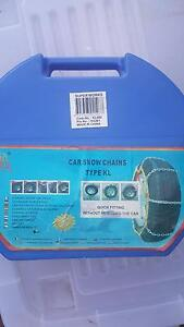 Tyre snow chains Point Cook Wyndham Area Preview