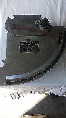 Sweeney Model 71 Torque Tester 0 To 350 Ft. Lbs.