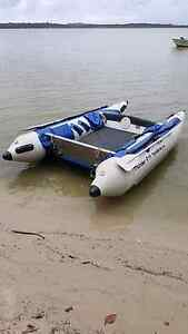 Mini Thunder Cat Inflatable boat Tewantin Noosa Area Preview