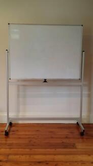 White board & stand Mosman Mosman Area Preview