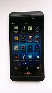 Blackberry Z10 - Black Southbank Melbourne City Preview