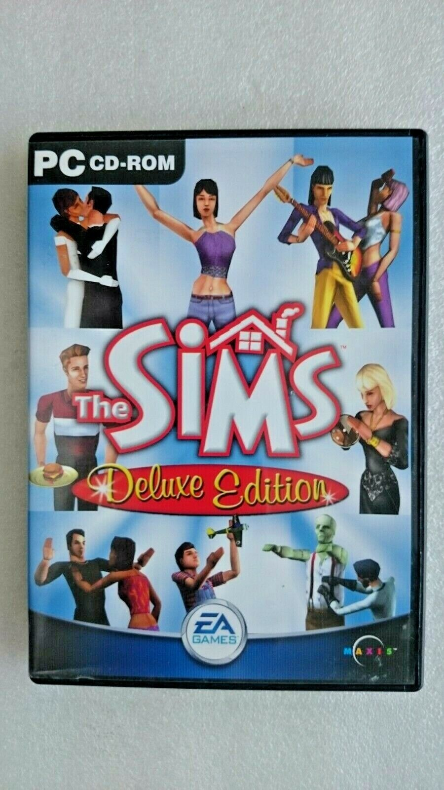 The Sims Deluxe Edition (PC: Windows, 2000)