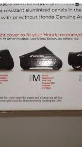 Genuine Honda OEM Medium Motorcycle Cover