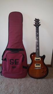 PRS SE 245 Tobacco Sunburst Electric Guitar