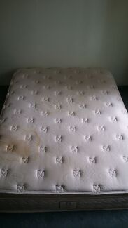 FREE Double bed mattress with base Mortdale Hurstville Area Preview