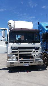 Daf CF85 Prime Mover West Melbourne Melbourne City Preview