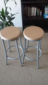2 x bar stools! excellent condition Croydon Park Canterbury Area Preview