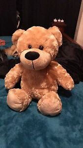 cuddly Plush Teddy - LIKE NEW Just sat on seat since purchased Georgetown Newcastle Area Preview