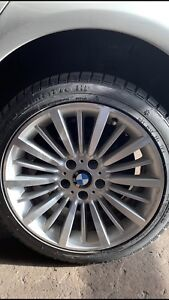 """Bmw 18"""" mags no tires"""