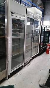Commercial Catering flowers Single Door Display Fridges Several
