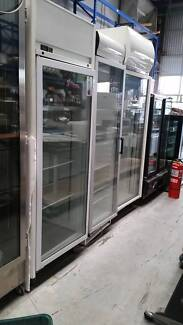 Commercial Catering flowers Single Door Display Fridges Several Coburg North Moreland Area Preview