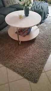 Moving out sale - grey shag rug for sale Duncraig Joondalup Area Preview