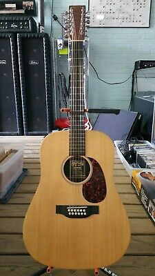 Martin D12X1AE 12 String Acoustic W/Electronics and Hard Case