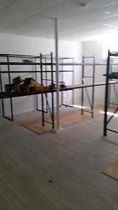Shelves Rack /black Penshurst Hurstville Area Preview