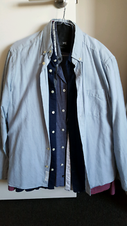 6 men shirts