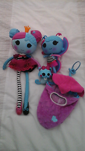 Lalaloopsy doll bundle Greenwith Tea Tree Gully Area Preview