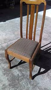 Blackwood Dining Chair - Excellent Condition!!! Ashburton Boroondara Area Preview
