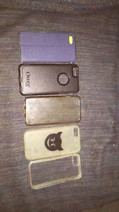IPhone 6s , 6 , SE , 5s cases good condition