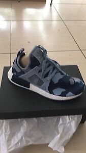 New NMD_XR1 women's blue camo US-8 UK- 6.5 Camperdown Inner Sydney Preview