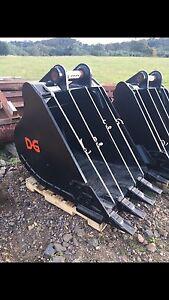 20T excavator gp bucket Kingsholme Gold Coast North Preview