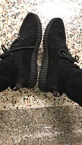 Selling yeezys pirate black 2016 SIZE 11