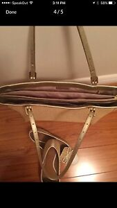 Brand New Authentic Tory Burch bag and shoe size 10.5 Cambridge Kitchener Area image 4