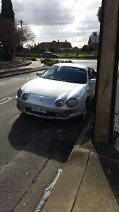 1999 Toyota Celica Coupe Payneham Norwood Area Preview