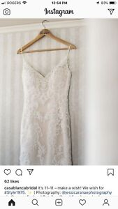 Wedding Dress by Casablanca