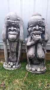 Pair of statues Redland Bay Redland Area Preview