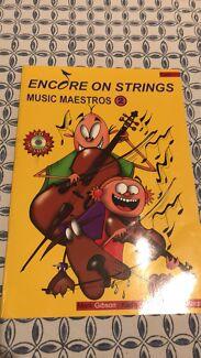 Encore on Strings Music Maestros 2
