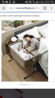 Chicco co sleeper bassinet