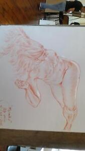 Life Drawing Classes Princes Hill Melbourne City Preview