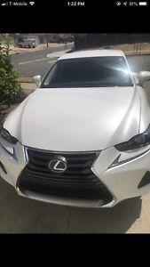 2017 Lexus IS300 AWD!!!