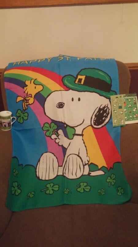 Snoopy St Pats Day Package
