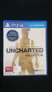 Uncharted The Nathan Drake Collection PS4 Game