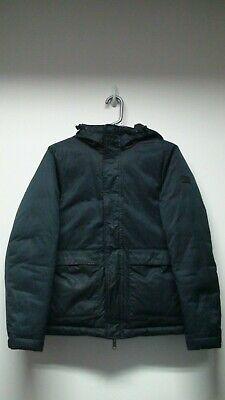 Armani Exchange Dark Blue Down Puffer Jacket Men's Size XS
