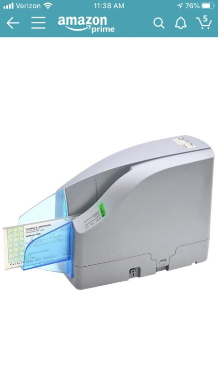 digital check chexpress Without Inkjet Printer