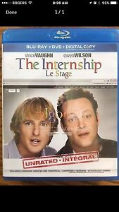 The Internships Blue Ray London Ontario image 1